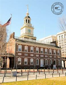 COMPLETED! Independence Hall: Birthplace of both the ...