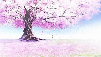 Anime Blossom Tree Cherry