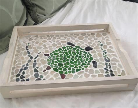 how to make glass l how to make a sea glass mosaic find sea glass