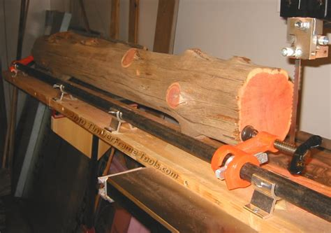 logs  lumber   bandsaw frugal woodworking
