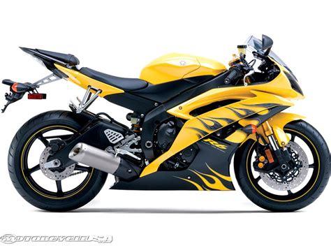 2008 Yamaha R6 2008 yamaha yzf r6 photos motorcycle usa