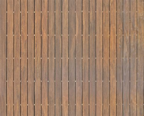 Tileable Wooden Deck Boards Texture + (maps)