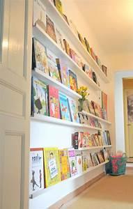 Etagere Livre Murale : etagere murale livre enfant idees de dcoration ~ Melissatoandfro.com Idées de Décoration