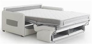 Canap lit cindy canap lit quotidien tissu pas cher for Petit canapé convertible avec magasin tapis