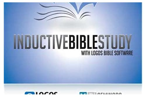 free logos bible software download for pc