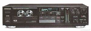 Kenwood Kx-1100hx - Manual - Stereo Cassette Deck