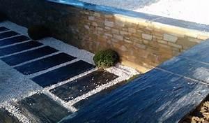 Construire Un Mur En Pierre : construire un mur en pierre terre et jardin terre et ~ Melissatoandfro.com Idées de Décoration