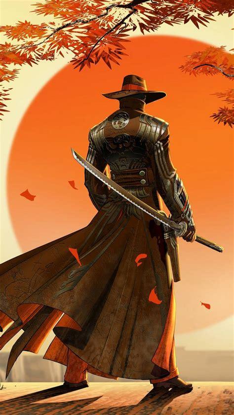 samurai cowboy wallpaper  avispon    zedge