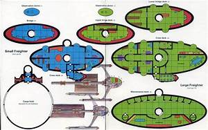 Sci-Fi Spacecraft Deck Plans - Pics about space