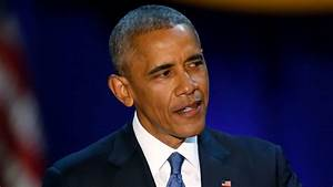 Obama delivers emotional final speech to the nation: 'Yes ...