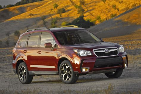 Subaru Forester by 2014 Subaru Forester Review Top Speed