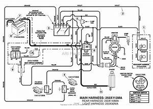 Murray Lawn Tractor Wiring Diagram : murray 385047x51a lawn tractor 2007 parts diagram for ~ A.2002-acura-tl-radio.info Haus und Dekorationen