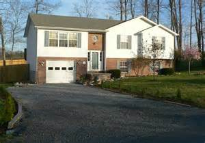 simple split level style house placement split level house remodel so replica houses