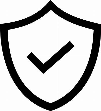 Icon Protect Shield Protection Safety Defense Svg