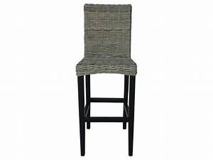 Chaise De Salle De Bain : tabouret de bar loom vente de chaise de cuisine conforama ~ Teatrodelosmanantiales.com Idées de Décoration