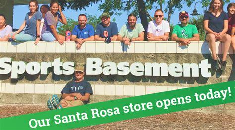 Sports Basement Opens Store In Santa Rosa  Sgb Online