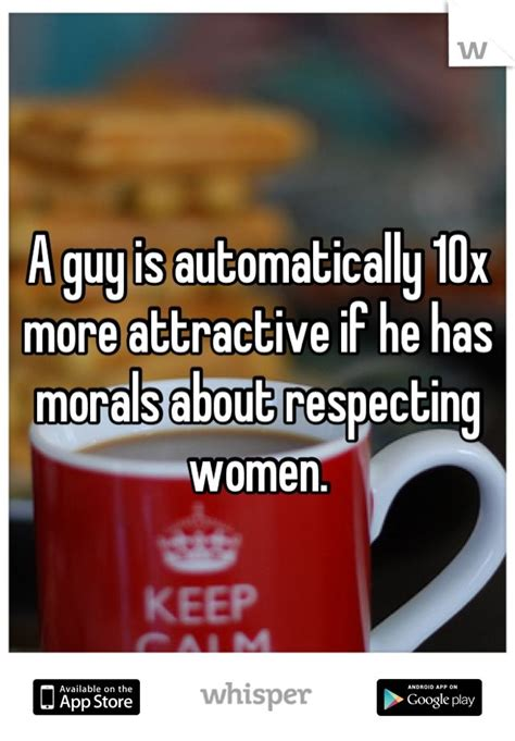 Man Respecting Woman Quotes