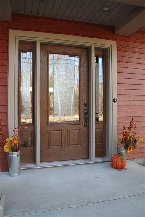 Fiberglass Front Doors by Exterior Doors Fiberglass Entry Doors Are Just As