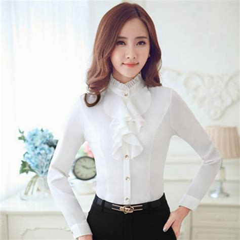 korean version  spring fall fashion elegant business