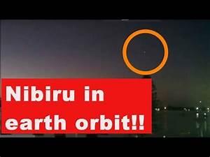 NASA Can hide NIBIRU truth but Webcam DO NOT lie! Planet X ...