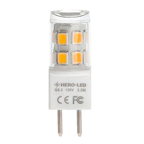 g5 3 led led g5 3 17s 120v ww27 t4 g5 3 led halogen replacement bulb 2 3w 20w equivalent warm
