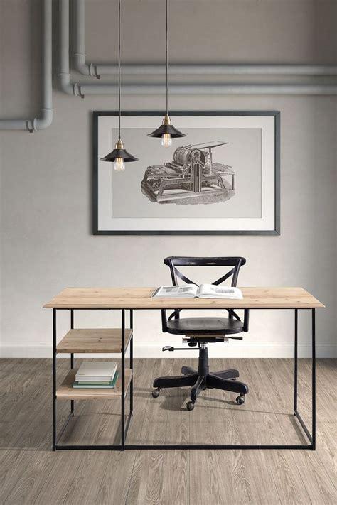 Schreibtisch Industriestil  Haus Renovieren