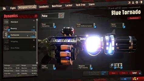 loadout weapon pulse setup
