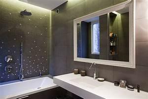 Deco Salle De Bain Gris : d coration salle de bain gris et violet ~ Farleysfitness.com Idées de Décoration