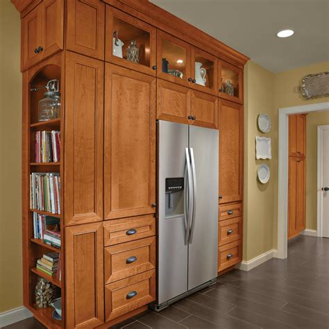 Kitchen Pantry Cabinet Review by Pantry Zone Kraftmaid