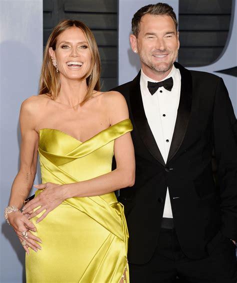 Heidi Klum Vanity Fair Oscar Party Beverly Hills