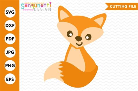 Fox (103 images) 1/6 pages. Free Fox SVG, woodland svg, Fall svg, baby fox, fox cut ...