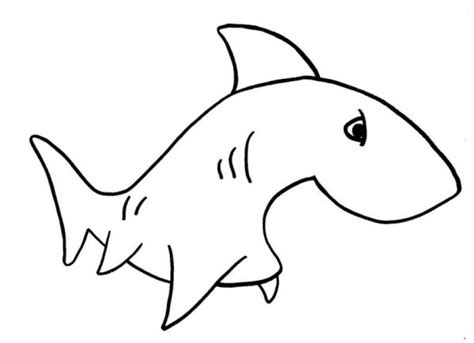 Get This Baby Shark Coloring Pages 21169