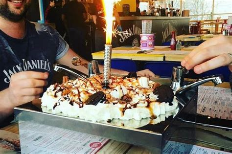 the kitchen sink dessert best belly busting desserts in birmingham birmingham mail 6071