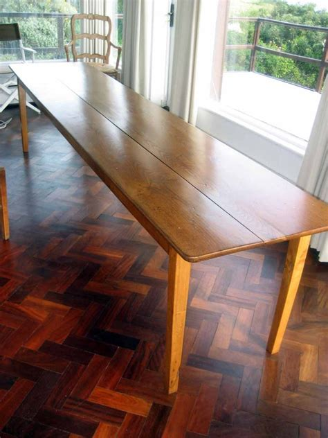 Narrow Dining Table by For Sale Dining Table Narrow