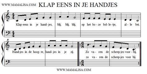 klap eens  je handjes dutch childrens songs
