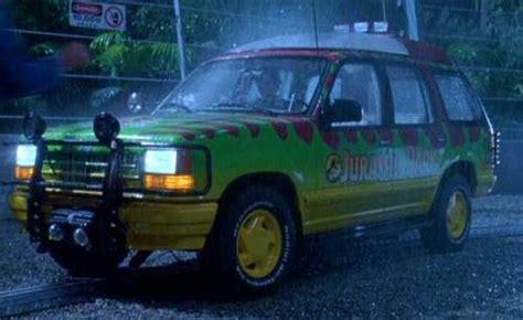 jurassic park car mm top 5 best movie cars movie metropolis