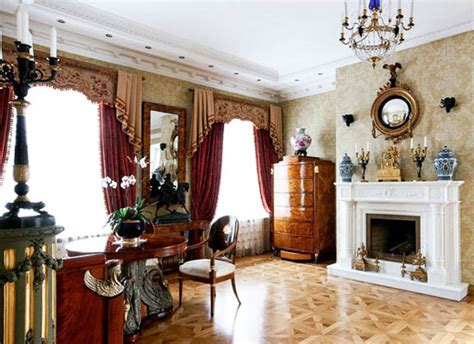 How To Use Antiques For Modern Interior Decorating In Classic Style