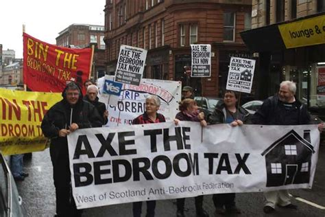 Bedroom Tax To Be Axed by Bedroom Tax Caign Celebrates In Scotland And Prepares