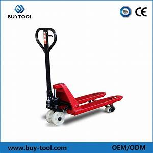 China Made Hand Pallet Truck 2 Ton Hand Pallet Jack