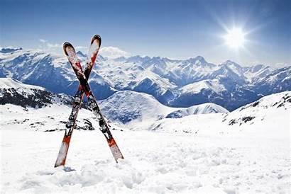 Ski Mountain Snow Wallpapers Backgrounds Crazy Skier