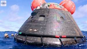 Navy Divers Recover NASA's Orion Crew Module After ...