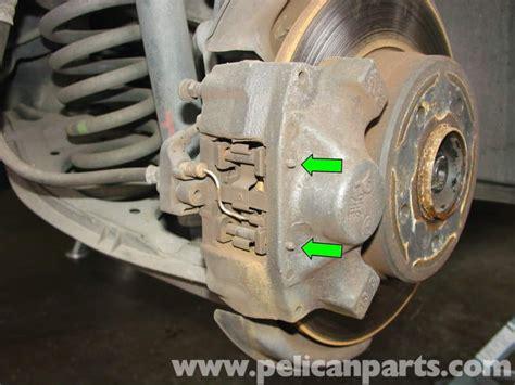 mercedes benz  rear brake paddisc replacement