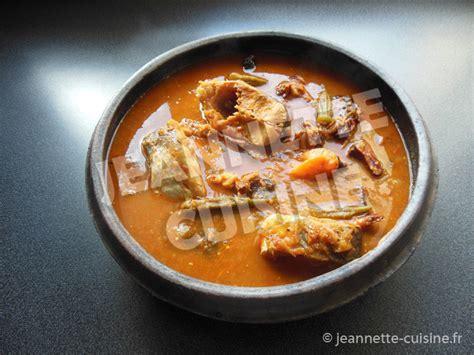 recette de cuisine ivoirienne la sauce gnangnan plat africain jeannette cuisine