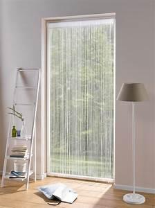 Vorhang Für Balkon : faden vorhang wei e perlen 90x220 balkon t r deko schal ~ Watch28wear.com Haus und Dekorationen