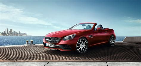 Spain Cars Brands by Mercedes Slc Roadster Rental Luxury Sport Car Hire