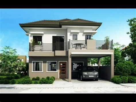 story modern house designs   philippines
