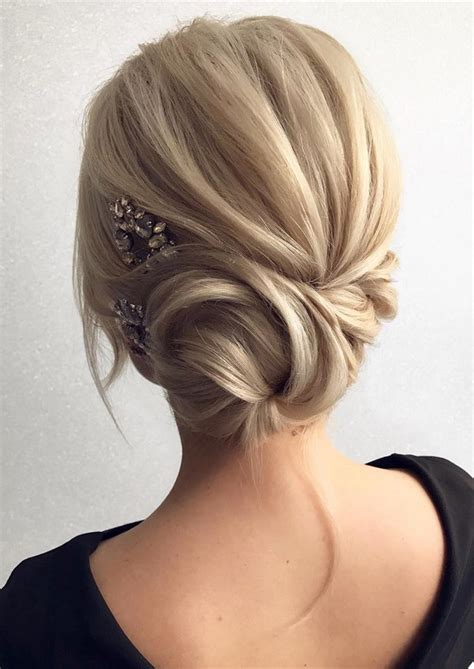 pretty updo wedding hairstyles  tonyapushkareva