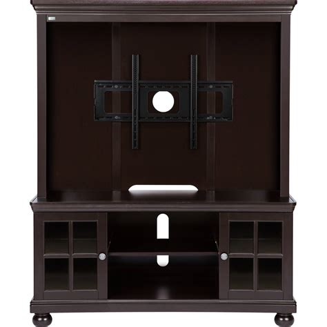 better homes and gardens tv stand better homes and gardens espresso tv stand with hutch for