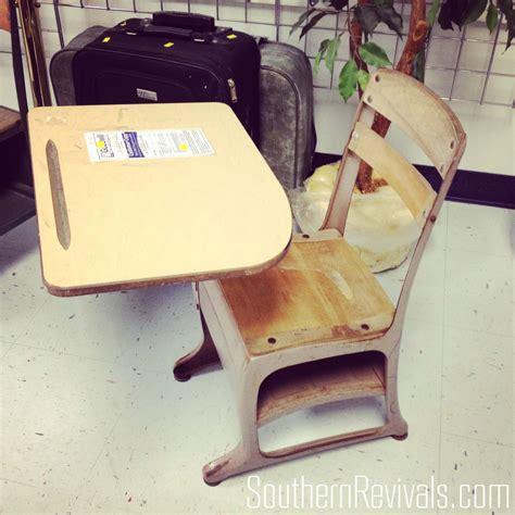 vintage school desk makeover cool for school vintage school desk makeover