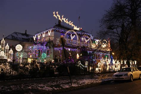 logan square christmas house   spectacular